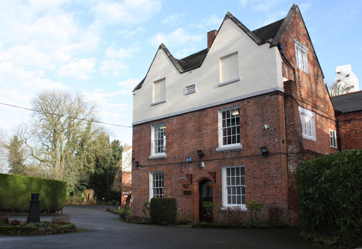 Lifford Hall